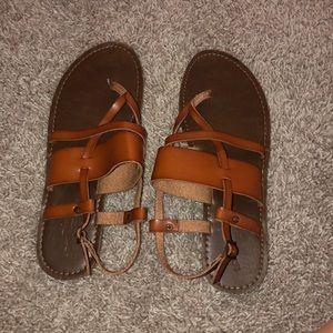 women's universal thread sandals